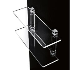 Plexiglass Shelf Unit