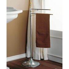 Queen Swivel Towel Stand