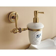 Wall Mounted Ceramic Soap Dispenser