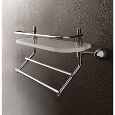 "<strong>Toscanaluce by Nameeks</strong> Marina 16.14"" x 5.91"" Bathroom Shelf"