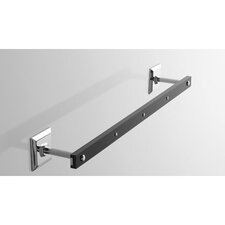 "Grip 18"" Wall Mounted Towel Bar"