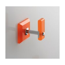 Clothing Hook with Plexiglass Mounting