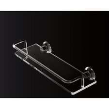 <strong>Toscanaluce by Nameeks</strong> Luce Bathroom Shelf with Railing