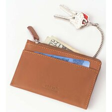 Bridle Zip Wallet Key Chain