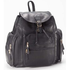 <strong>Clava Leather</strong> Vachetta Backpack