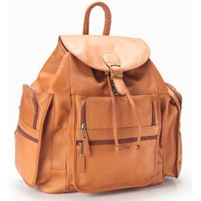 Vachetta Extra Large Backpack in Tan