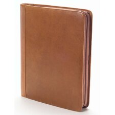 Tuscan Extreme File Padfolio  in Tan