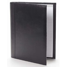Tuscan Open Padfolio in Black