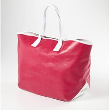 Carina Large Tote in Watermelon