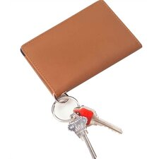 Bridle Key Chain Wallet with ID Holder