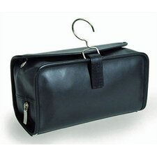 <strong>Clava Leather</strong> Quinley Hanging Toiletry Case