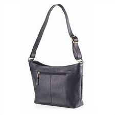 Colored Vachetta Feed Shoulder Bag