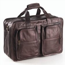 <strong>Clava Leather</strong> Vachetta Flight Boarding Tote