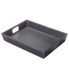 <strong>Clava Leather</strong> Serving Tray