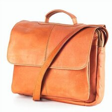 Colored Vachetta Messenger Bag