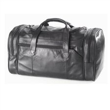 "Quinley 19"" Leather Travel Duffel"