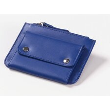 Coin Wallet in Blue