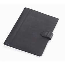 Soft-Sided Padfolio in Black