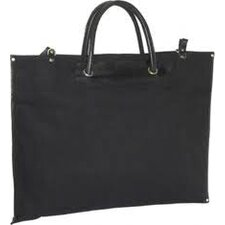 Canvas Roll Up Tote Bag