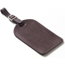 Tuscan Rectangle Luggage Tag