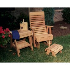 Cedar Country Hearts Patio Group