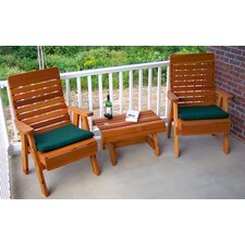 <strong>Creekvine Designs</strong> Cedar Twin Ponds Chair Collection