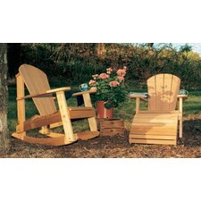 <strong>Creekvine Designs</strong> Cedar Adirondack Collection