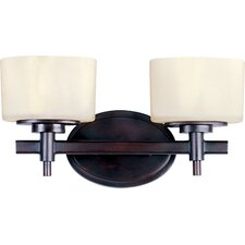 <strong>Taniya Nayak</strong> Back to Basics 2 Light Vanity Light