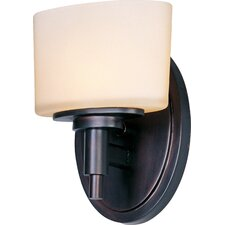 <strong>Taniya Nayak</strong> Back to Basics 1 Light Wall Sconce
