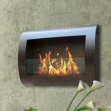 <strong>Anywhere Fireplaces</strong> Chelsea Wall Mount Bio Ethanol Fireplace