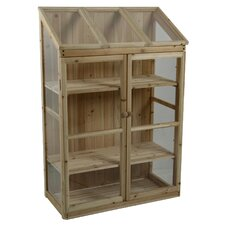 Cypress Garden Box