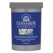 18 oz. Foam Silver Polish