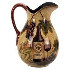 Loft Ceramic Decorative Pitcher