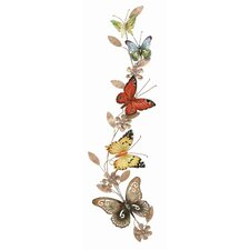 <strong>UMA Enterprises</strong> Metro Butterfly Wall Décor