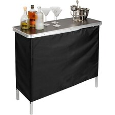 Portable Bar Table