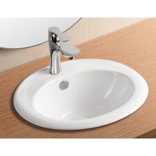 <strong>Caracalla</strong> Ceramica II Bathroom Sink