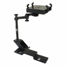No-Drill Truck Laptop Mount
