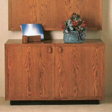 "72"" Rounded Credenza"