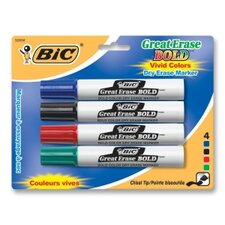 <strong>Claridge Products</strong> LCS Dry Erase Markers