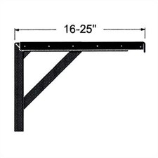 Projection Screen Adjustable Wall Mounting Brackets (pair)