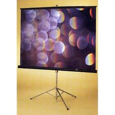 Corona Matt White Portable Projection Screen