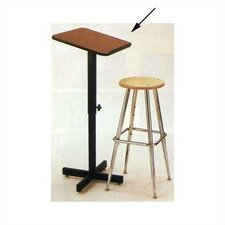 No. 336 Adjustable Height Lectern