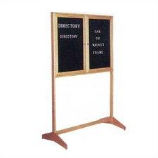 W564 Freestanding Directory