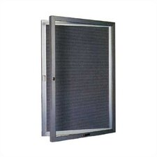 No. 435 Hinged Glass Door Directory