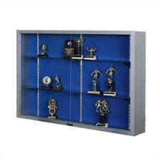 <strong>Claridge Products</strong> Imperial Display Case with Designer Fabric