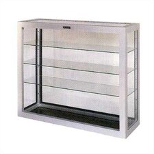 <strong>Claridge Products</strong> No. 333/B Wall Mounted Display Case