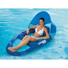 Spring Recliner Duet Pool Lounger