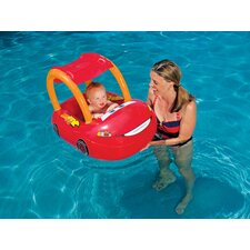 <strong>Swimways</strong> Sun Canopy Baby Float