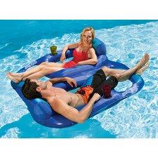 <strong>Swimways</strong> Spring Float Recliner Duet