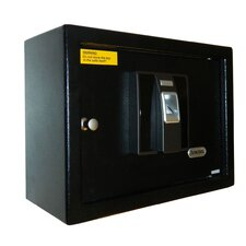 Biometric Key Lock Wall Safe